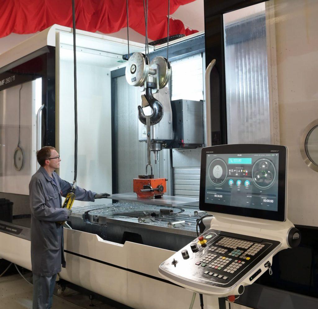 usinage prototype et pièce mécanique de précision - AMV